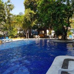 Hotel Club Del Sol Acapulco бассейн фото 2