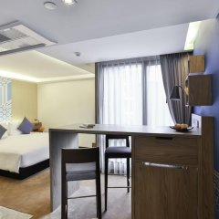 U Sukhumvit Hotel Bangkok 4* Улучшенный номер фото 21