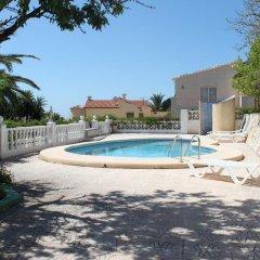 Отель Juanjo бассейн