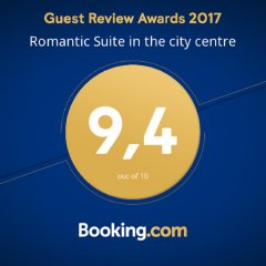 Гостиница Romantic Suite in the city centre фото 3
