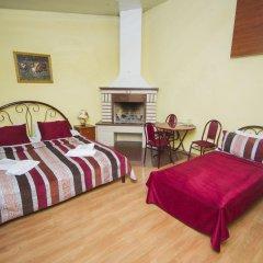 Отель Леадора 2* Полулюкс с разными типами кроватей фото 5