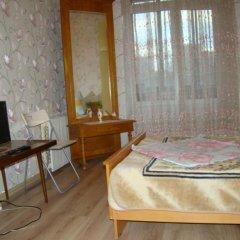 Отель Novoslobodskaya Homestay Стандартный семейный номер