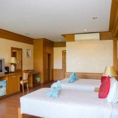 Отель Ko Tao Resort - Sky Zone 3* Номер Делюкс с различными типами кроватей фото 2