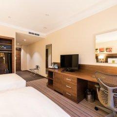 Гостиница Hilton Garden Inn Красноярск 4* Стандартный номер разные типы кроватей фото 5