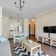 Апартаменты Apartinfo Chmielna Park Apartments комната для гостей фото 2