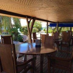 Отель Pension Motu Iti Французская Полинезия, Папеэте - отзывы, цены и фото номеров - забронировать отель Pension Motu Iti онлайн питание фото 2