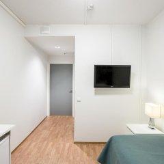 Отель Forenom Aparthotel Helsinki Herttoniemi Стандартный номер с различными типами кроватей фото 6
