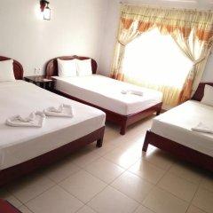 Hue Valentine Hotel 2* Стандартный семейный номер с двуспальной кроватью фото 4