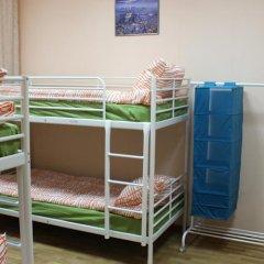 Гостиница Аэрохостел комната для гостей фото 2