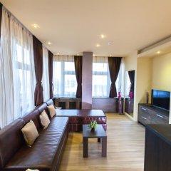 Отель Amarilis 717 Апартаменты с различными типами кроватей фото 2