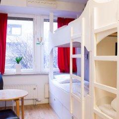 Отель Backpackers Göteborg Гётеборг комната для гостей