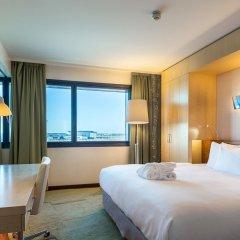 Отель Hilton Helsinki Airport 4* Полулюкс с различными типами кроватей фото 4