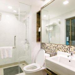 Отель Citrus Sukhumvit 11 Bangkok by Compass Hospitality 3* Стандартный номер с различными типами кроватей фото 13