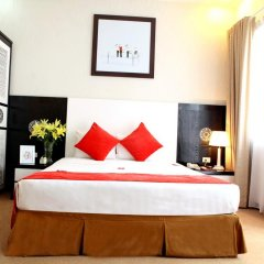 Hanoi Amanda Hotel 3* Улучшенный номер с различными типами кроватей фото 3