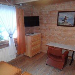 Отель Agroturystyka Pod Lasem Поронин комната для гостей