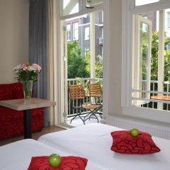 Alp Hotel Amsterdam 2* Стандартный номер фото 28