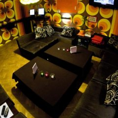High 5 Hostel гостиничный бар