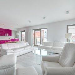 Апартаменты Dom & House - Apartments Waterlane Улучшенные апартаменты с различными типами кроватей фото 28