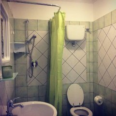 Отель B&B Lolly Милето ванная