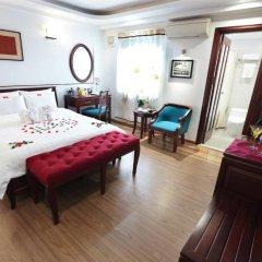 Nova Luxury Hotel 3* Номер Делюкс с различными типами кроватей фото 3