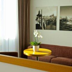 Отель Botanique Prague 4* Улучшенный номер с различными типами кроватей фото 4