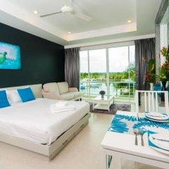 Отель Krabi Boat Lagoon Resort 3* Студия с различными типами кроватей фото 4