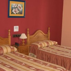 Hotel Quentar 2* Стандартный номер разные типы кроватей фото 14