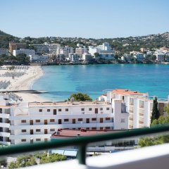 Отель Sun Beach - Только для взрослых балкон