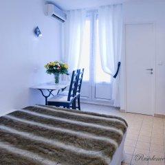 Отель Residence Courcelle 2* Студия с различными типами кроватей