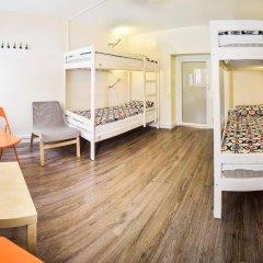 Woman Hostel Кровать в общем номере с двухъярусной кроватью