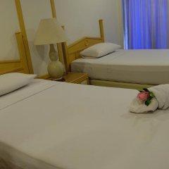 Отель Deeden Pattaya Resort 3* Номер категории Эконом с различными типами кроватей фото 5