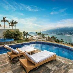 Отель Las Brisas Acapulco 4* Люкс с разными типами кроватей фото 4