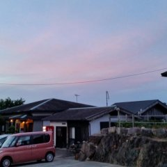 Отель Minnsyuku Yakushimaya Якусима парковка