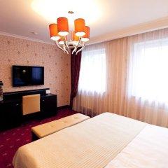Гостиница Делис 3* Люкс повышенной комфортности с различными типами кроватей фото 6