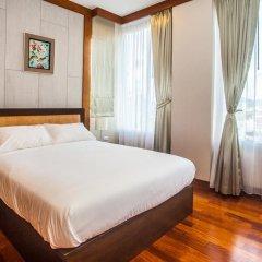 Отель Q Conzept Апартаменты с 2 отдельными кроватями фото 14
