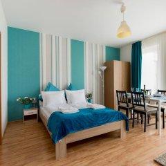 Апартаменты Sun Resort Apartments Студия Делюкс с различными типами кроватей фото 21