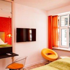 Отель Annex Copenhagen 2* Стандартный номер с различными типами кроватей фото 2