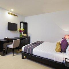 Lavender Hotel 3* Улучшенный номер с различными типами кроватей
