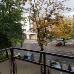 Отель Apartamenty Rajska Гданьск балкон