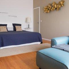 Отель Casas do Teatro Апартаменты разные типы кроватей фото 5