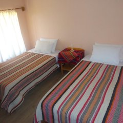 Отель Titicaca Lodge 2* Стандартный номер с 2 отдельными кроватями фото 2