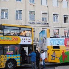 Отель Pensao Beira Minho Лиссабон городской автобус