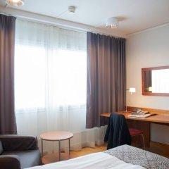 Отель Scandic Espoo 4* Стандартный номер с разными типами кроватей фото 3
