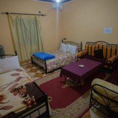 Отель Residence Rosas Марокко, Уарзазат - отзывы, цены и фото номеров - забронировать отель Residence Rosas онлайн комната для гостей фото 3