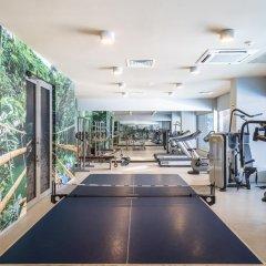 Отель LTI Dolce Vita Sunshine Resort - All Inclusive Болгария, Золотые пески - отзывы, цены и фото номеров - забронировать отель LTI Dolce Vita Sunshine Resort - All Inclusive онлайн фитнесс-зал