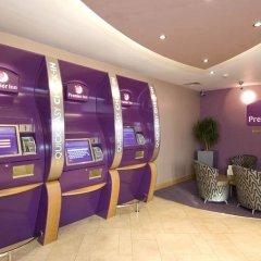 Отель Premier Inn London Kensington фитнесс-зал