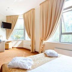 Гостиница SkyPoint Шереметьево 3* Номер Бизнес с двуспальной кроватью