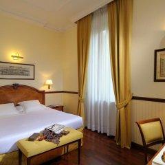 Отель Worldhotel Cristoforo Colombo 4* Улучшенный номер с различными типами кроватей фото 10