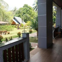 Отель Lanta Intanin Resort 3* Улучшенный номер фото 13
