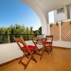 Отель Claudia Villamartín Golf балкон